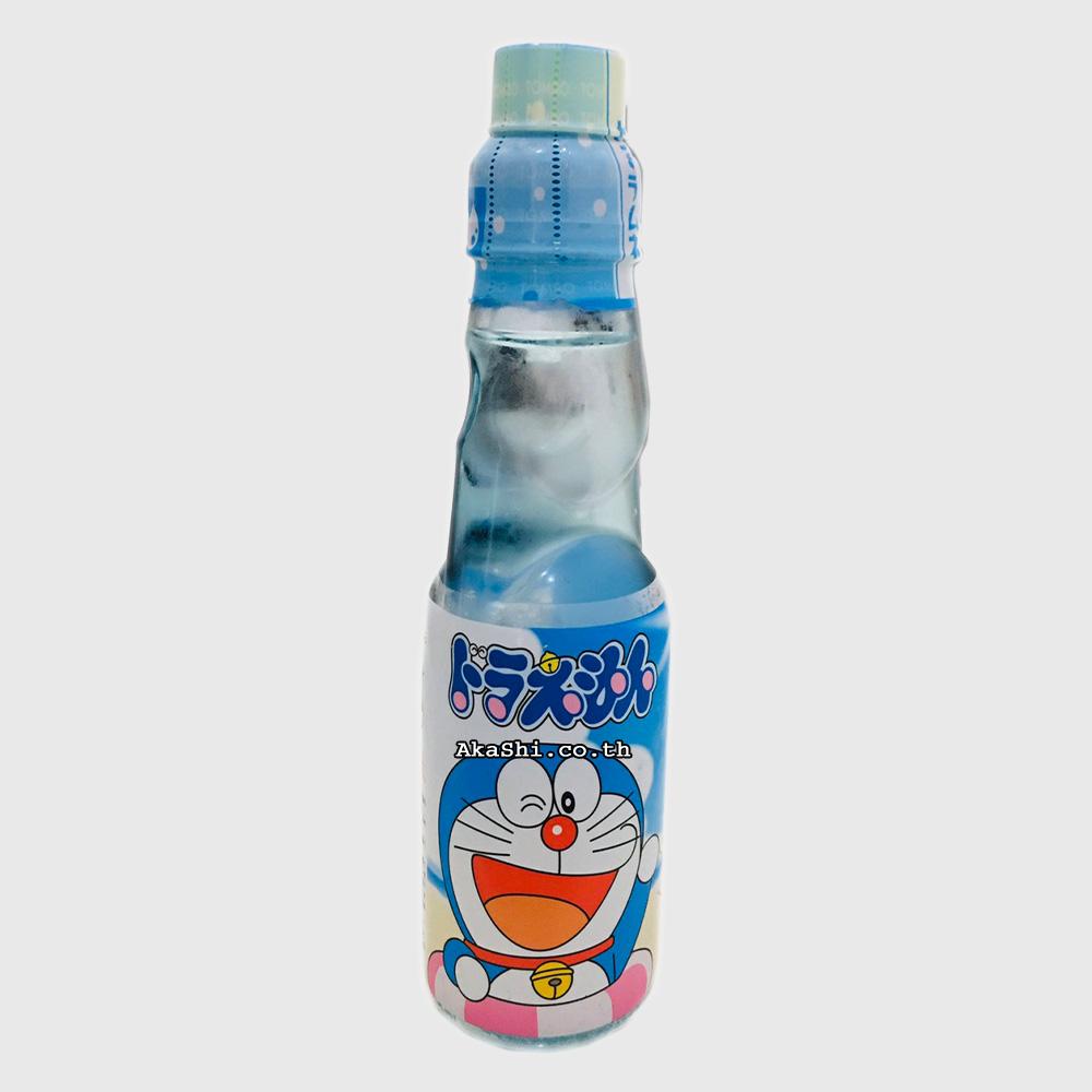 Doraemon Ramune Soda - รามูเนะ เครื่องดื่มน้ำหวานโซดา ลายโดราเอมอน