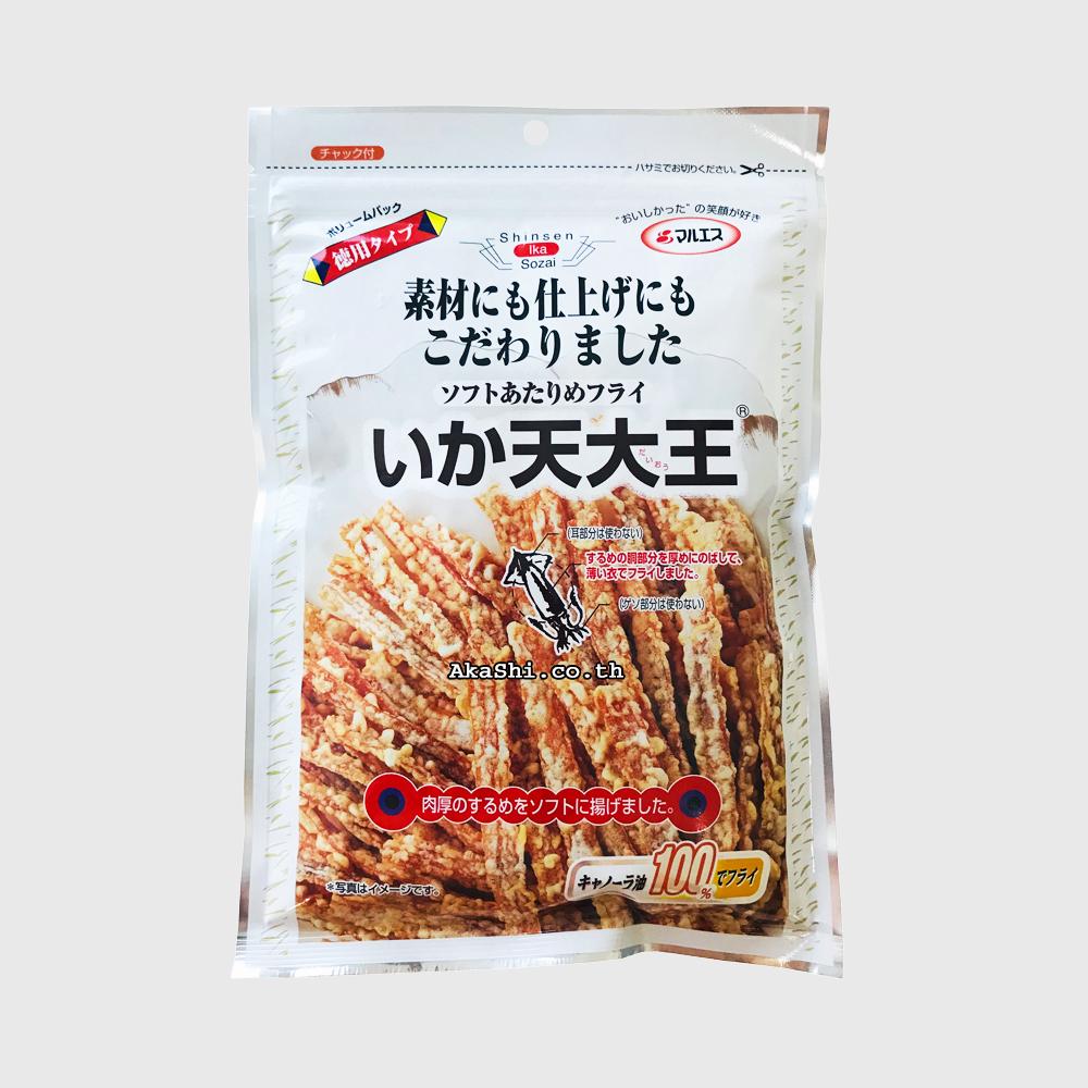 Maruesu Ikaten Daio - มารุอิสุ ปลาหมึกชุบแป้งทอด