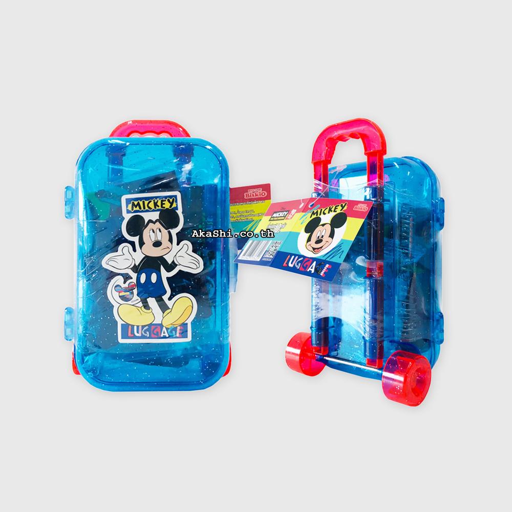 Biskio Mickey Luggage - ลูกอม กระเป๋าเดินทาง มิกกี้ เมาส์