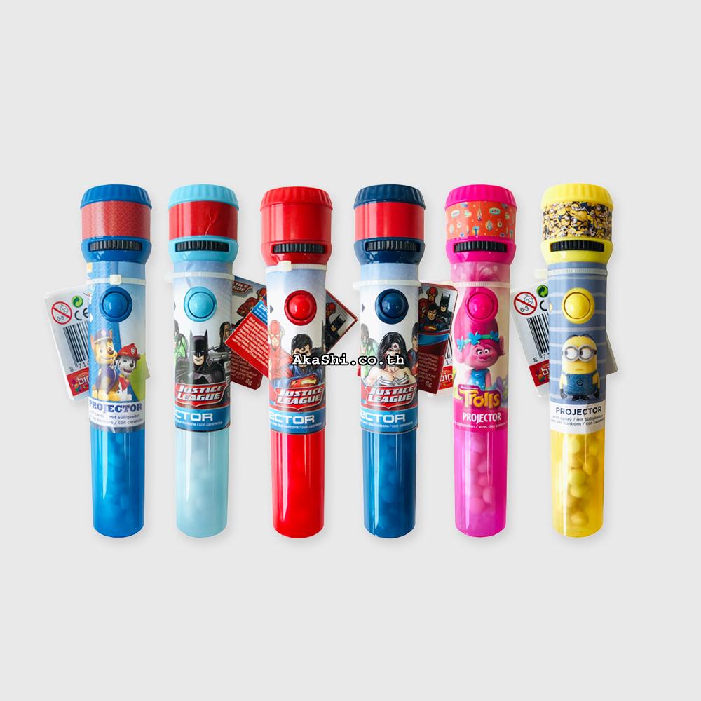 Projector Candy - ลูกอมไฟฉายภาพ