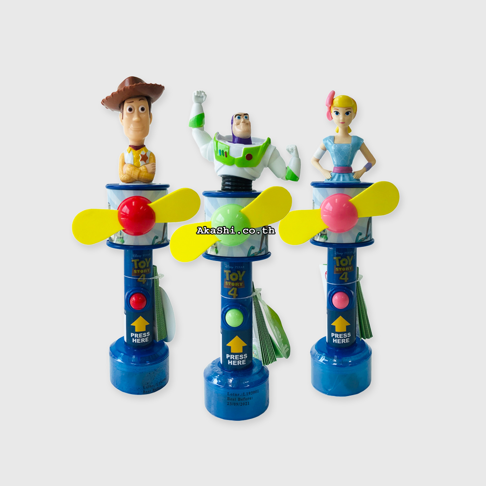 Toy Story 4 Fan Candy - พัดลมลูกอม ทอย สตอรี่ 4